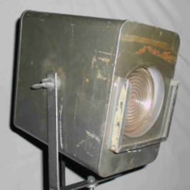 STRAND ELECTRIC FRESNEL PATT 45