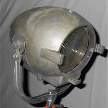 STRAND ELECTRIC Patt 123 Fresnel Spotilght