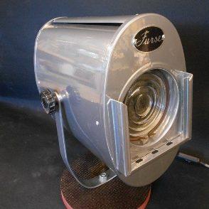 WJ Furse SFR Fresnel Spotlight